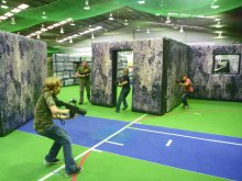 Northcote Indoor Sports Thornbury Tech Assault Laser